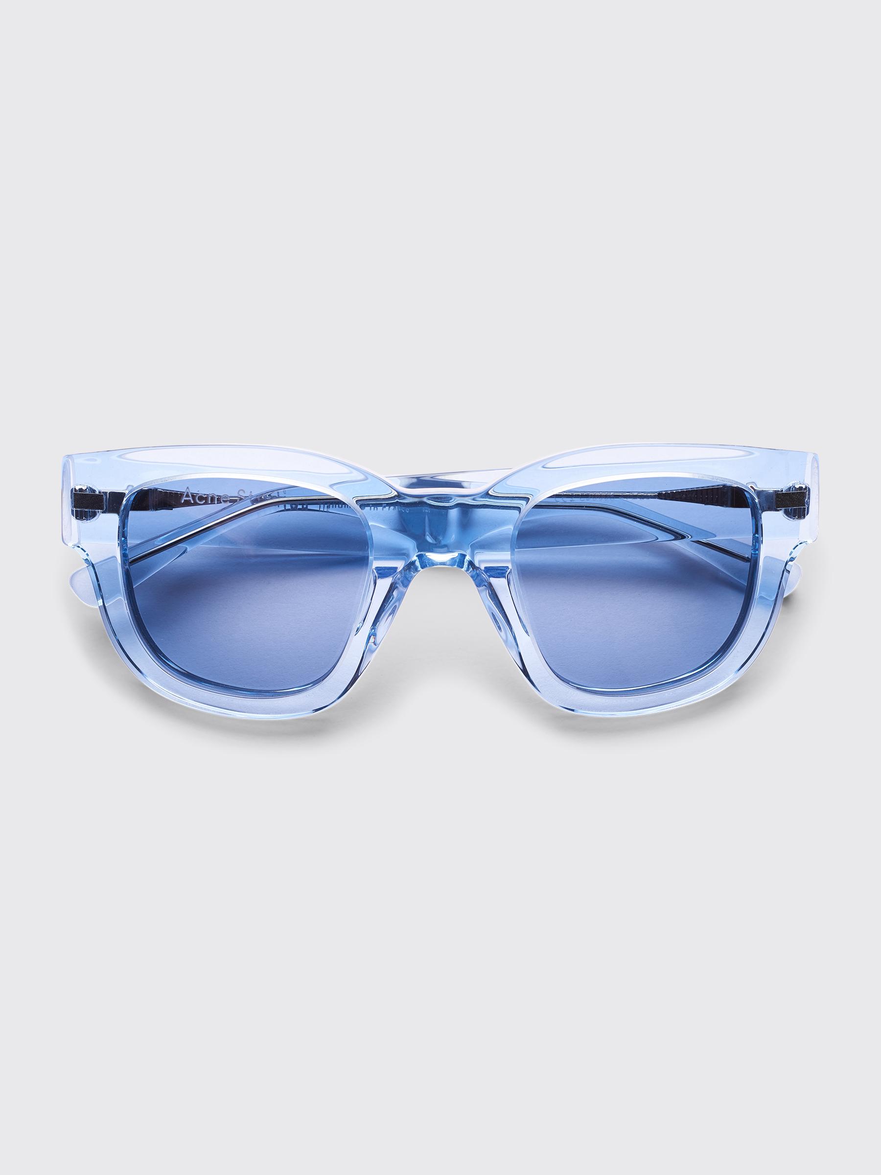 794378d1f4 Très Bien - Acne Studios Frame Sunglasses Light Blue   Aqua