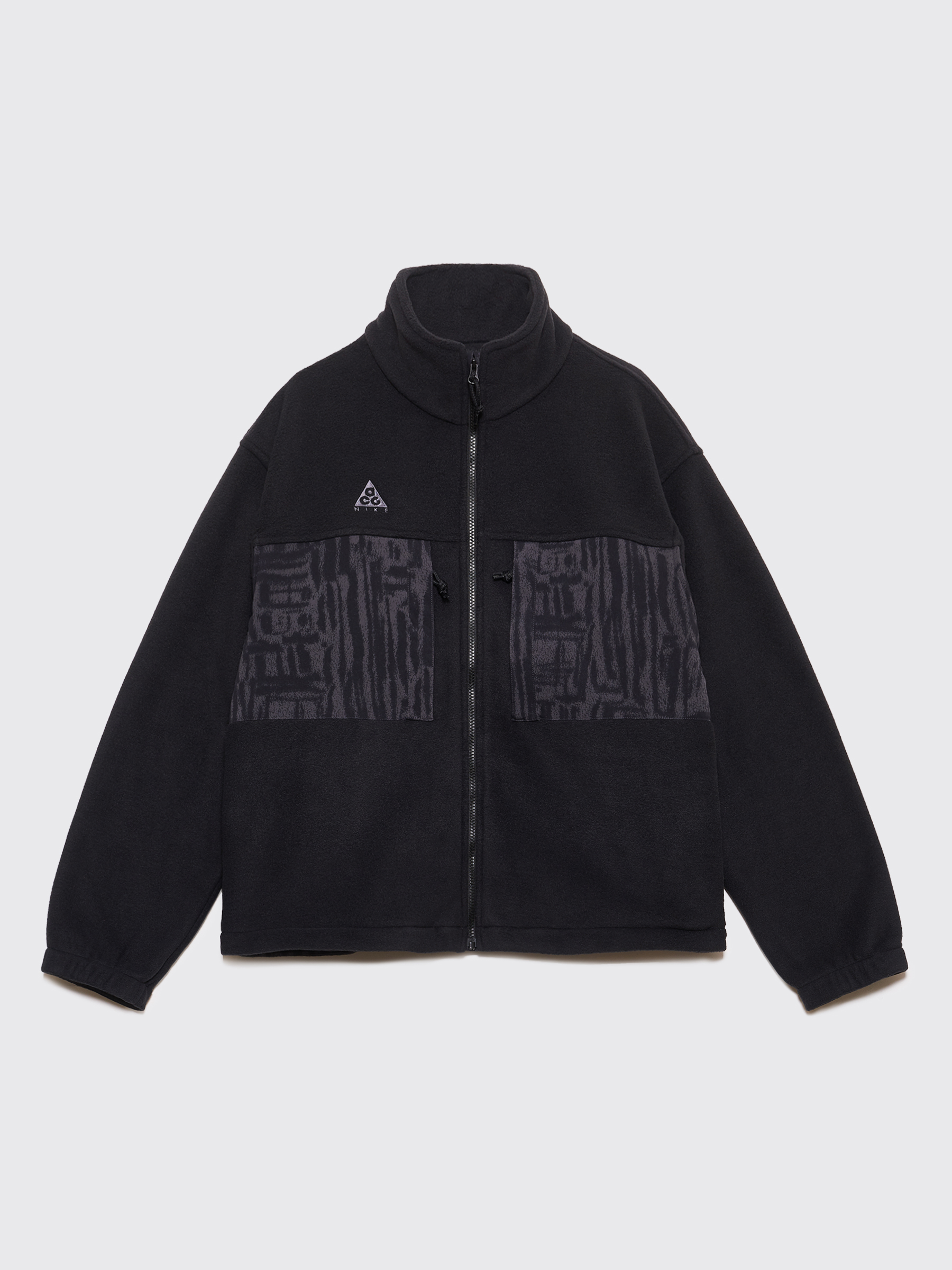 0c8e2e4daa2b Très Bien - Nike ACG Fleece Jacket Black   Anthracite