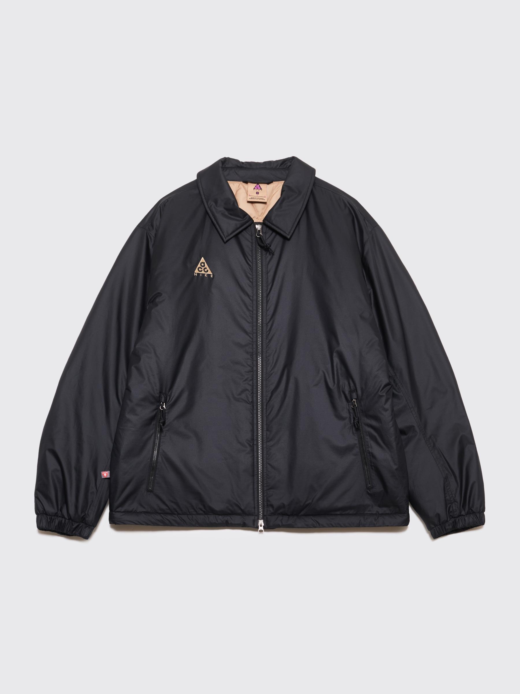320901eb1a Très Bien - Nike ACG Primaloft Jacket Black   Parachute Beige