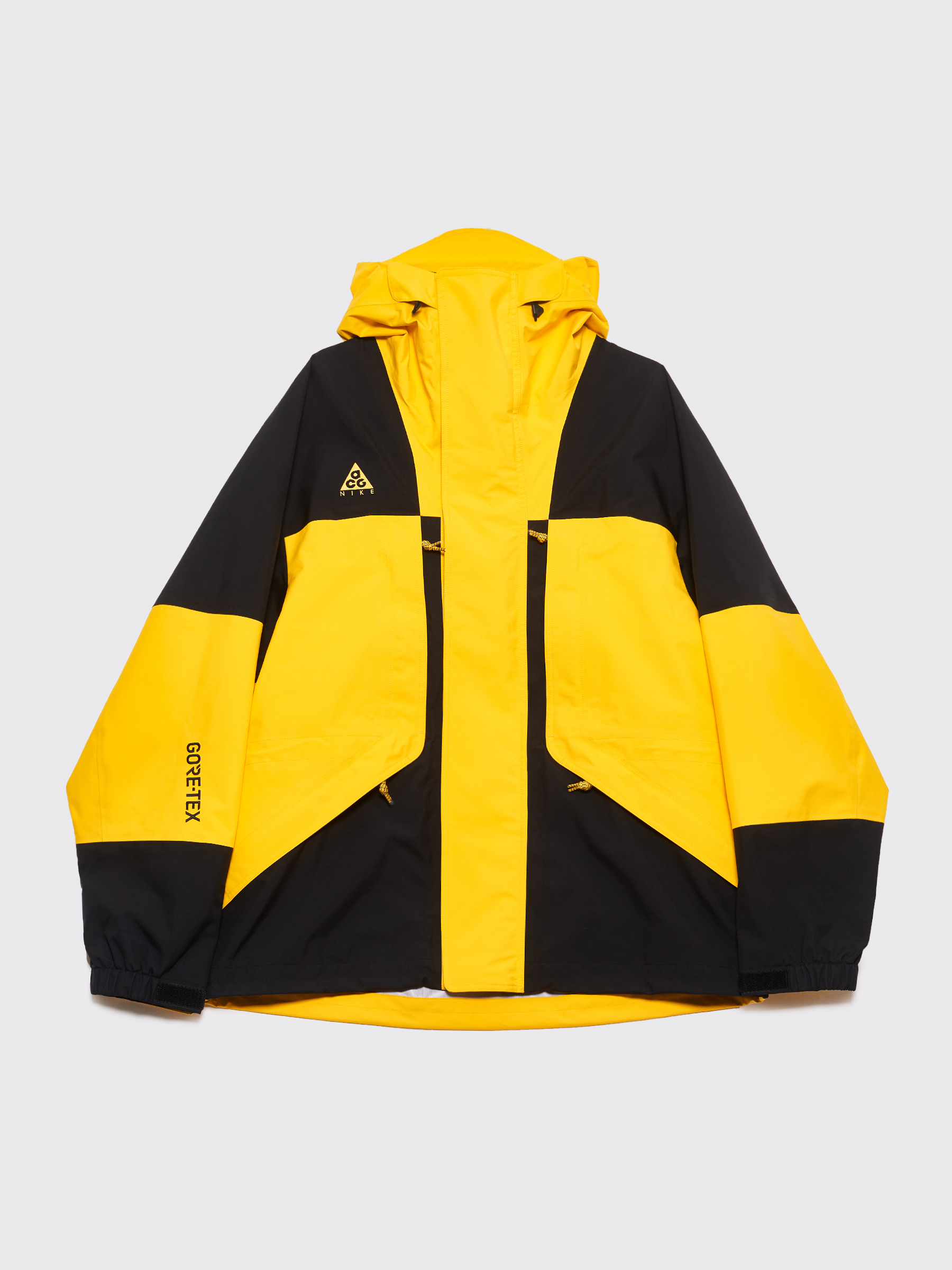 a9481d1ff2 Très Bien - Nike ACG Gore-Tex Jacket Amarillo   Black