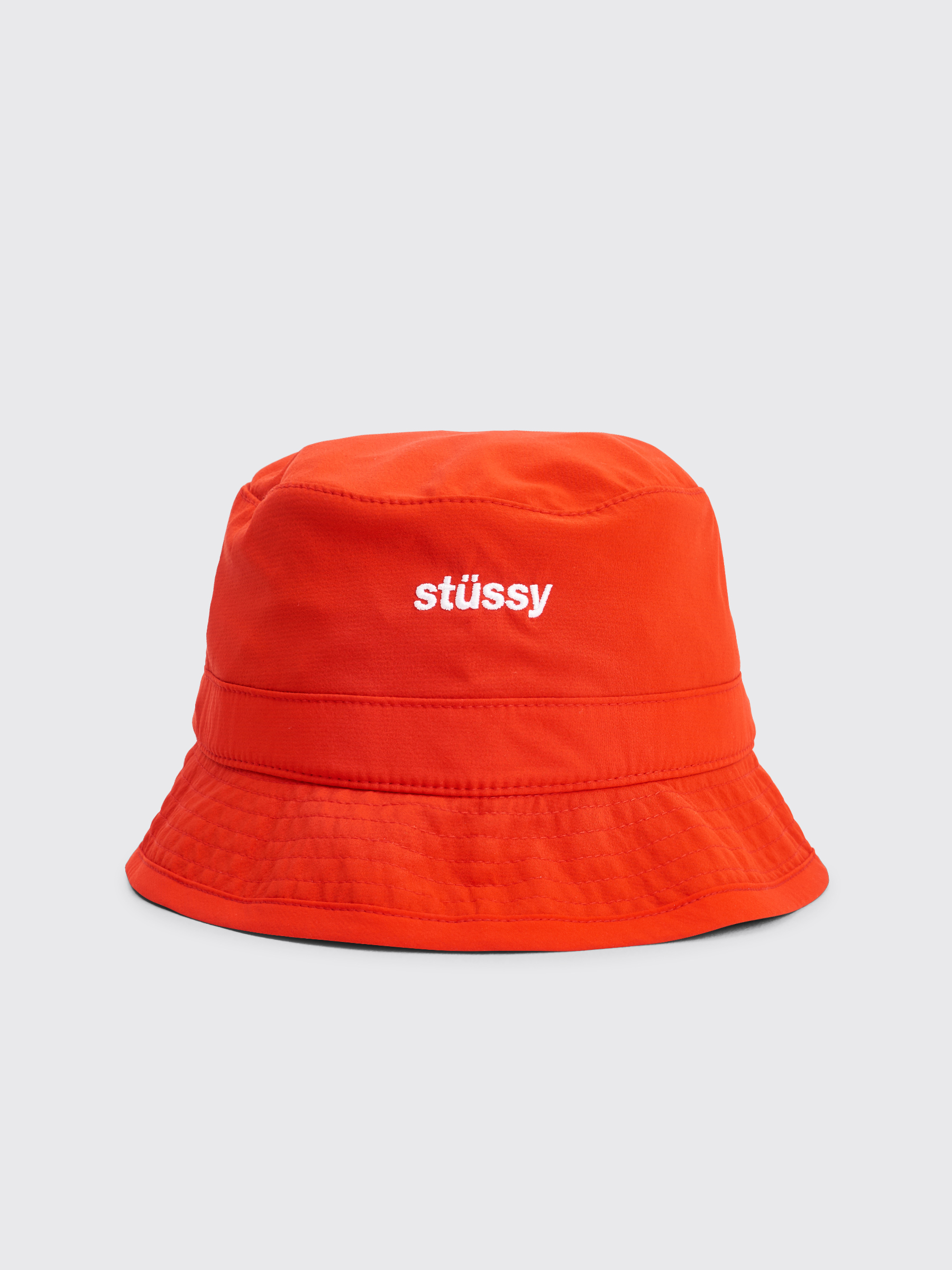 145d57d50e0 Très Bien - Stüssy Bungee Bucket Hat Orange
