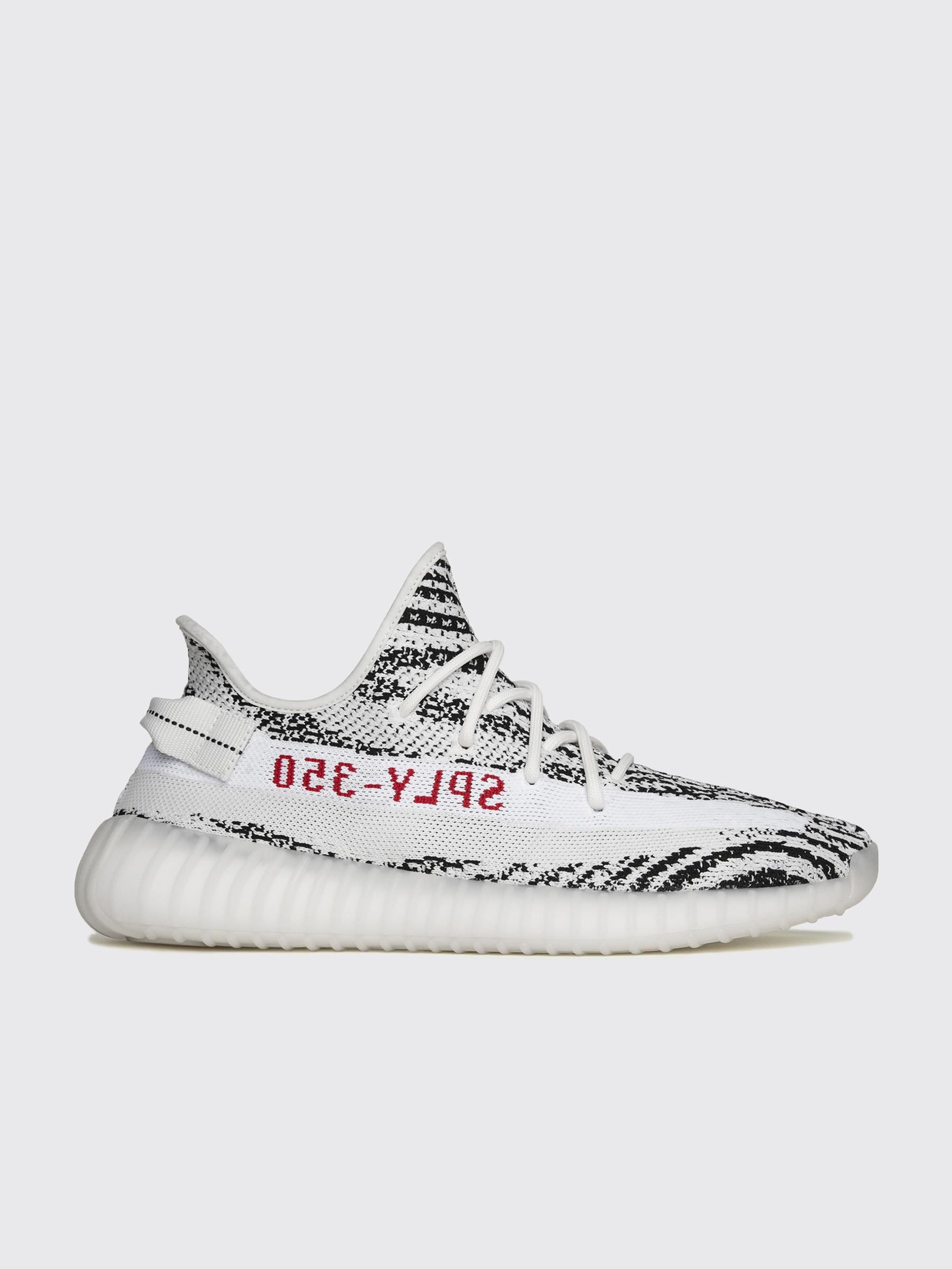 a832bac9e0d Très Bien - Adidas Yeezy Boost 350 V2 Zebra