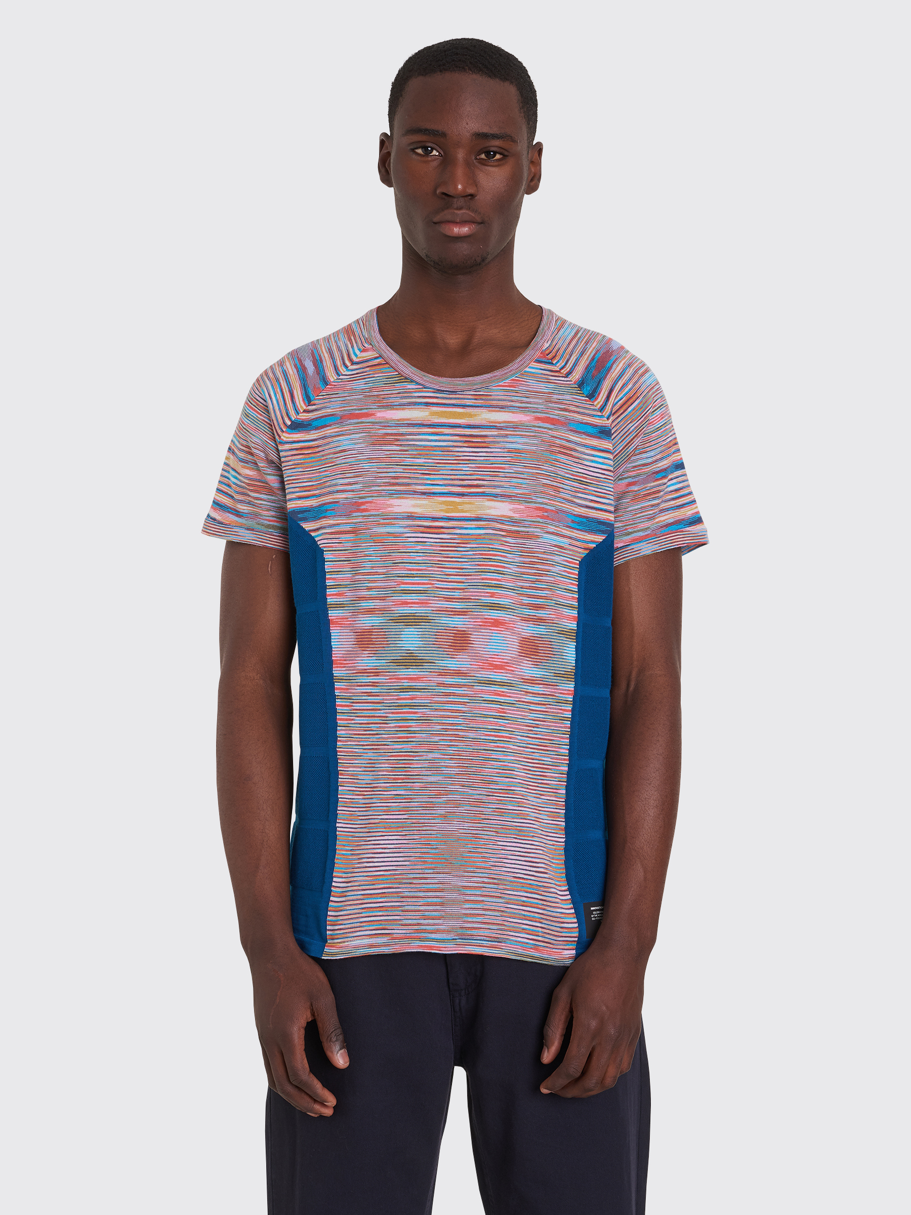 the latest c114d d2732 Très Bien - adidas x Missoni Supernova T-shirt Multicolor