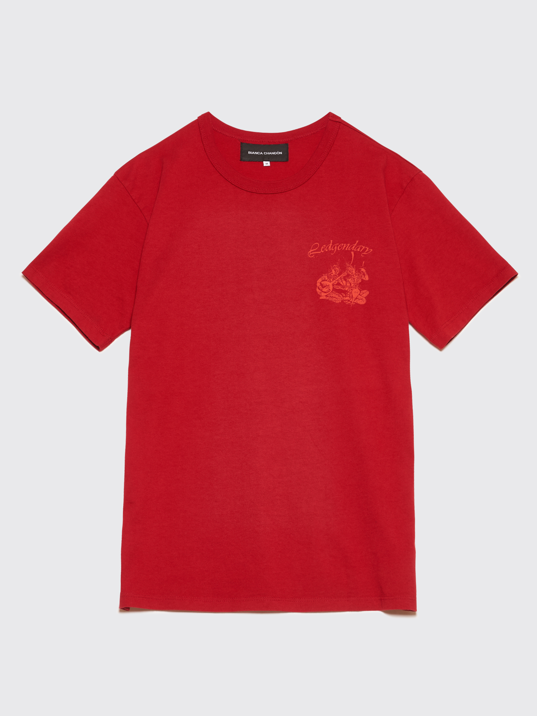 Popular Cheap Price Buy Cheap Official Site Red Legendary House of Bianca T-Shirt Bianca Chandon Sale 2018 Unisex jCy1c