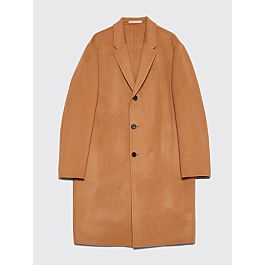 Acne Studios Chad Coat Camel Brown by Très Bien