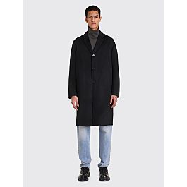 Acne Studios Chad Coat Black by Très Bien