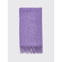Acne Studios Canada Narrow New Scarf Purple Melange by Très Bien