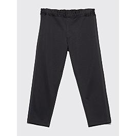 Comme Des Garçons Homme Plus Smooth Side Stripe Pants Black by Très Bien