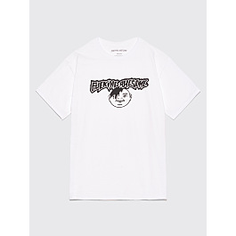 Fucking Awesome Oil Head T Shirt White by Très Bien