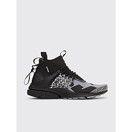 Nike Lab X Acronym Air Presto Mid Cool Grey / Black by Très Bien