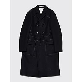 Jil Sander Rochester Coat Black by Très Bien