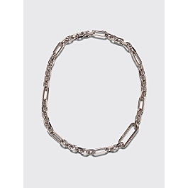 Maison Margiela Chain Necklace Silver by Très Bien
