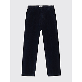 Our Legacy Chino 22 Pants Glow Navy Corduroy by Très Bien