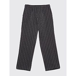 Our Legacy Borrowed Chino Ceremonial Stripe Grey by Très Bien