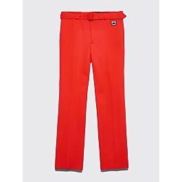 Prada Technical Jersey Pants Red by Très Bien