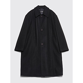 Raf Simons Classic Coat Black by Très Bien