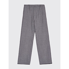 Raf Simons Elastic Waist Wide Pants Grey by Très Bien