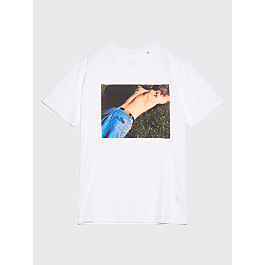 Idea Alasdair Mc Lellan Joe Bloggs T Shirt White by Très Bien