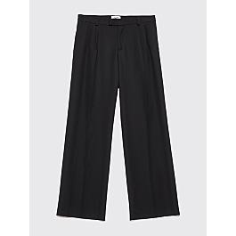 Très Bien Volume Pants Wool Black by Très Bien