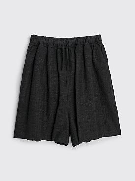 4SDESIGNS Baggy Shorts Black