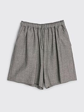 4SDESIGNS Baggy Shorts Grey