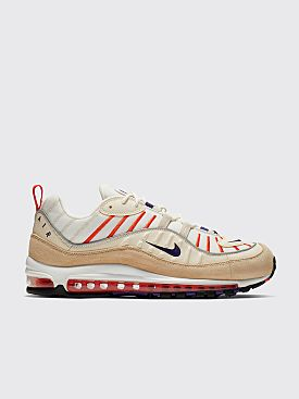 Nike Air Max 98 Sail / Court Purple