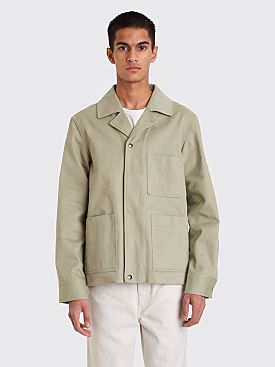 Acne Studios Cotton Jacket Stone Grey