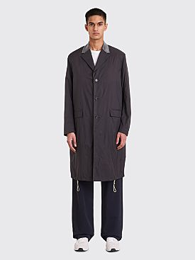Acne Studios Sagan Ny Rip Coat Black