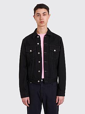 Acne Studios Blå Konst 1998 Jacket Black