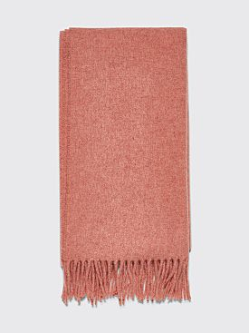 Acne Studios Canada Narrow New Scarf Rose Melange