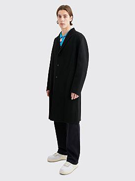 Acne Studios Chad Coat Black