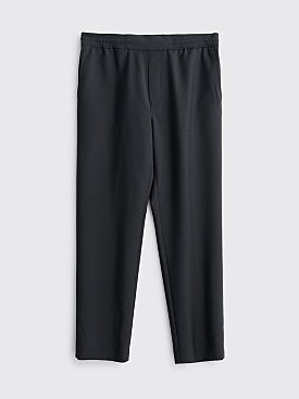 Acne Studios Pismo Wool Pants Black