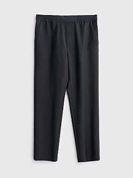 Acne Studios Pismo Wool Pants Black