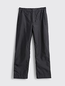 Acne Studios Pollock Nylon Pants Black