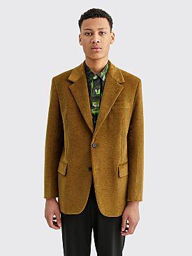 Acne Studios Corduroy Jacket Olive Green