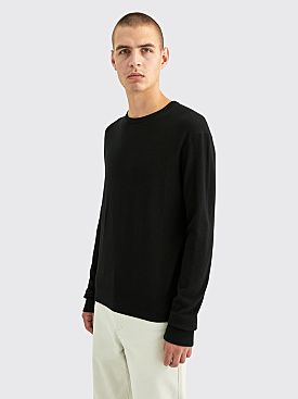 Acne Studios Niale Knitted Sweater Black