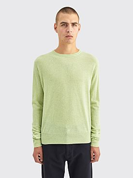 Acne Studios Niale Knitted Sweater Pistachio Green