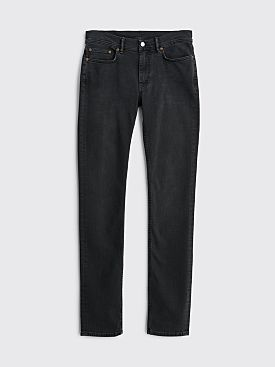 Acne Studios North Jeans Used Black