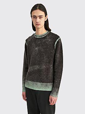 Acne Studios Piled Sweater Black
