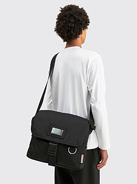 Acne Studios Large Messenger Bag Black