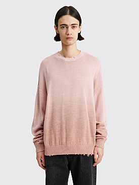 Acne Studios Knit Sweater Blossom Pink