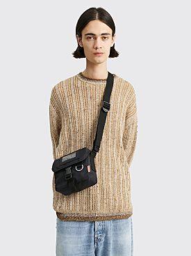 Acne Studios Small Messenger Bag Black
