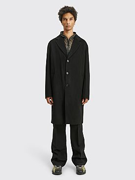 Acne Studios Wool Coat Black