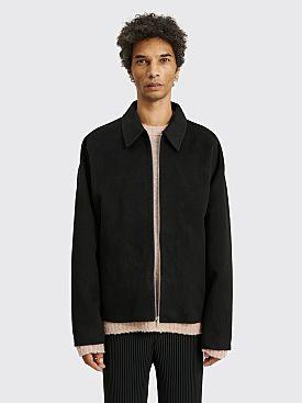 Acne Studios Double Face Wool Jacket Black