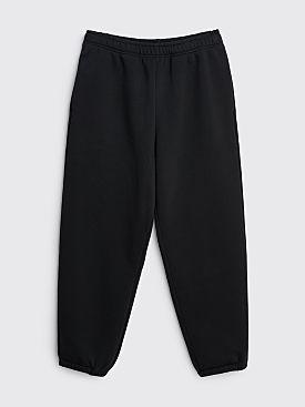Acne Studios Relaxed Sweatpants Black