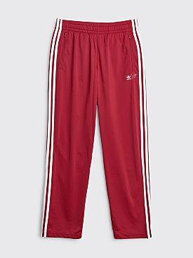 adidas x Human Made Track Pants Firebird Collegiate Burgundy