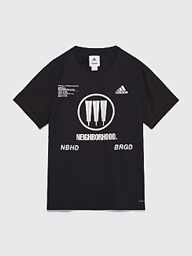 adidas x NEIGHBORHOOD SSL T-shirt Black