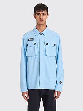 adidas Spezial Gilbraith Overshirt Blue