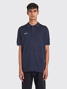 adidas Spezial Meehan Polo T-shirt Navy