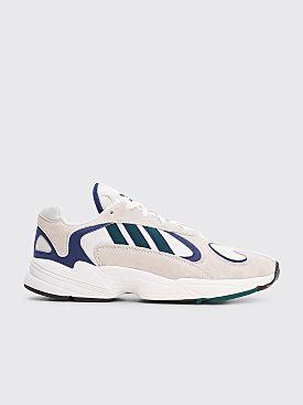 Adidas Originals Yung-1 White / Noble Green